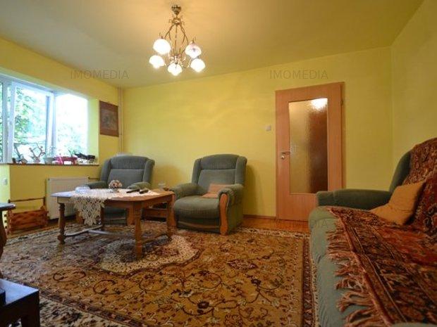 2 camere, mobilat, utilat, zona Take Ionescu,350 eu  - imaginea 2