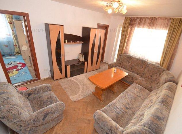 Apartament cu 3 camere cu centrala - imaginea 1