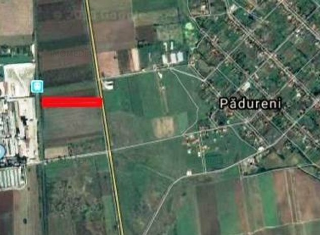 Teren ideal pentru dezvoltare zona industriala - imaginea 1