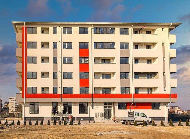 Apartament cu 2 camere de vanzare, imobil finalizat - imaginea 1