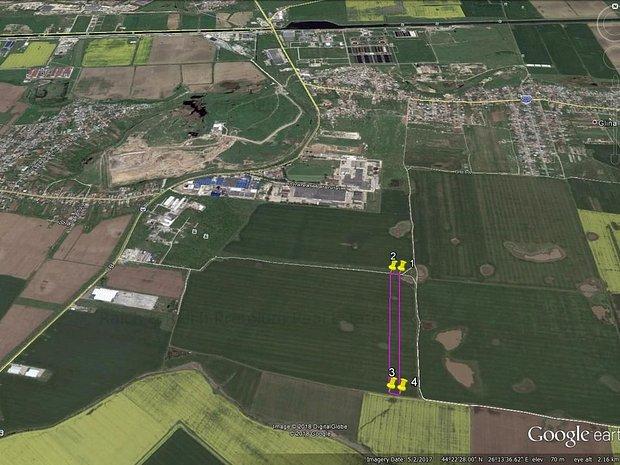 Teren 27,750mp Popesti-Leordeni / Intrarea Abatorului - imaginea 1