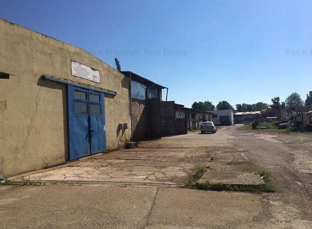 Teren 6 hectare, industrial/logistica in orasul PLOIESTI - imaginea 1