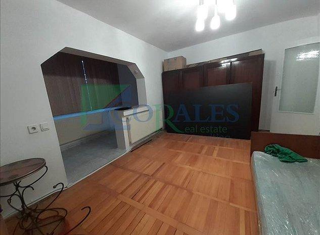 Apartament cu o camera confort 1, spatios si cu centrala proprie. - imaginea 1