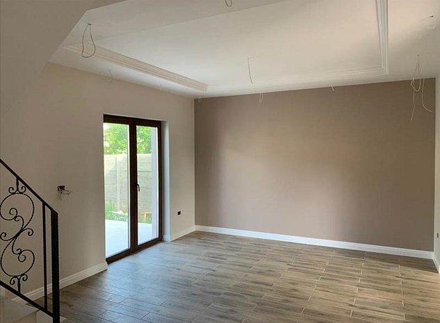 Casa individuala in zona Dorobantilor. Constructie noua! - imaginea 1