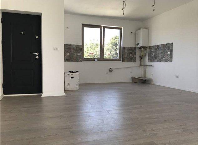 1/2 duplex in Timisoara, teren generos, toate utilitatile - imaginea 1