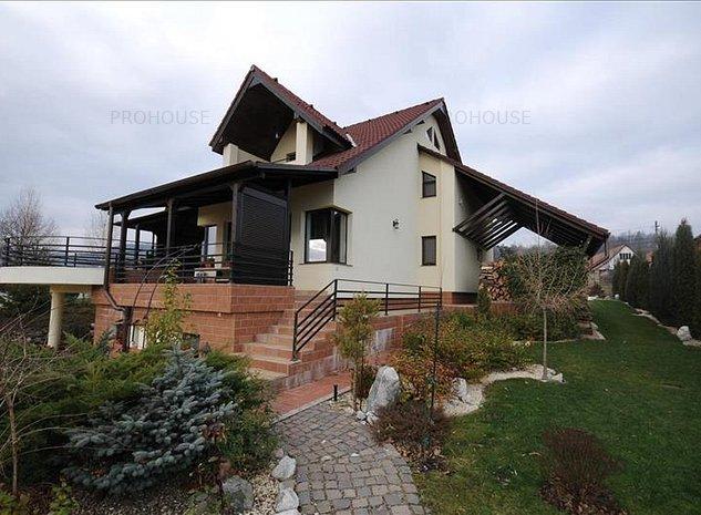Vila de lux - Valea Uzului - imaginea 1