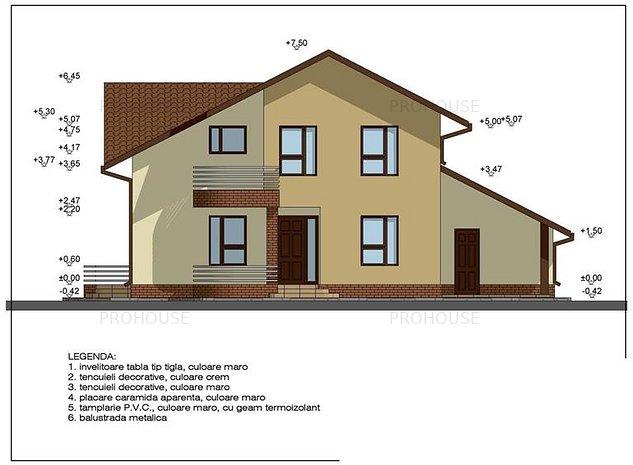 Hemeiusi Andriesesti - teren 600 mp - vila in constructie - imaginea 1