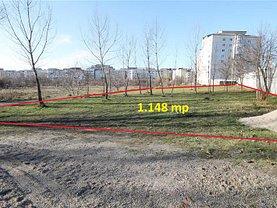 Teren constructii de vânzare, în Bacău, zona Ştefan cel Mare