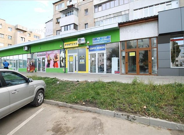Spatiu comercial stradal -Milcov - imaginea 1