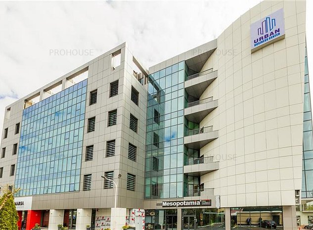 URBAN BUSINESS CENTER- birouri si spatii medicale de inchiriat - imaginea 1