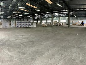 Închiriere spaţiu industrial în Bacau, Calea Moinesti