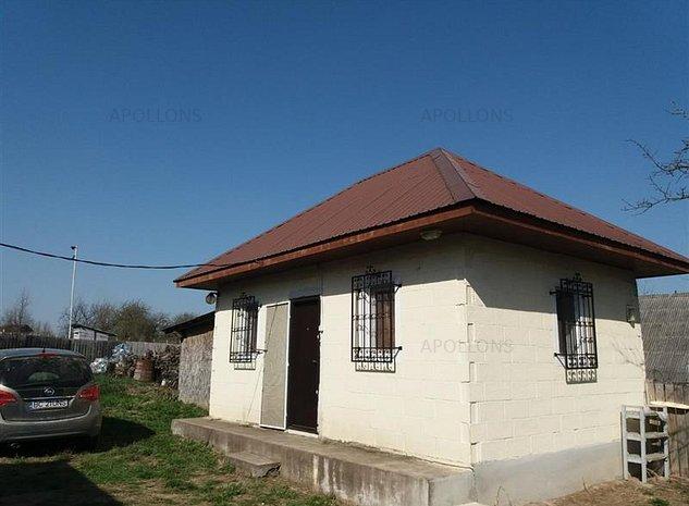 Casa, teren 6000mp in Itesti. - imaginea 1