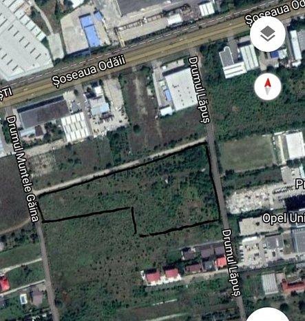 Baneasa - DN1, teren 25000mp, ideal ansamblu rezidential - imaginea 1