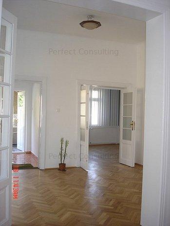 Cotroceni -Elefterie inchiriere apartament 4 camere in vila - imaginea 1