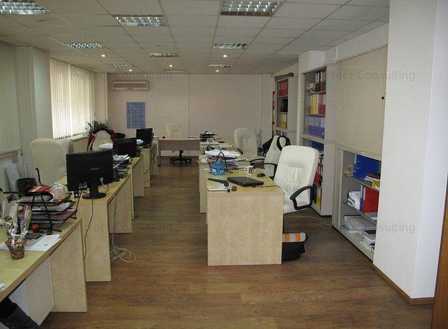 Cismigiu -Stirbei Voda spatiu birouri 235mp in imobil nou - imaginea 1