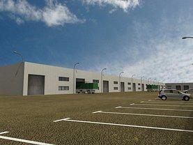Vânzare spaţiu industrial în Afumati