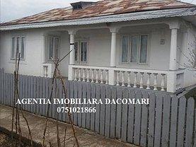 Casa de vânzare 6 camere, în Tudor Vladimirescu