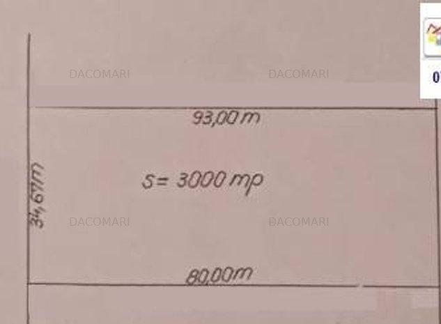 Teren, Filesti, 3000 mp - imaginea 1