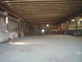 Închiriere spaţiu industrial în Brasov, Tractorul