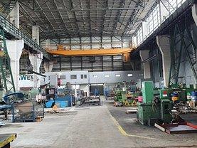 Închiriere spaţiu industrial