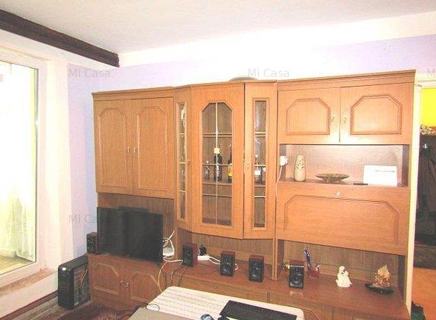 Apartament cu 2 camere,semidecomandat la parter Gemenii - imaginea 1