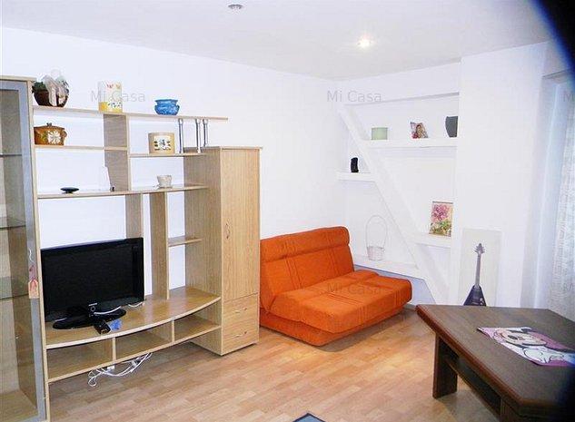 Apartament mobilat in Racadau-pietonala - imaginea 1
