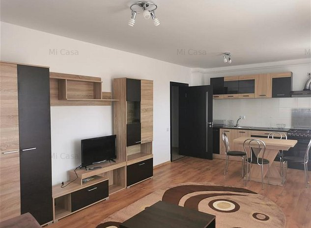 Apartament 2 camere, decomandat, Sanpetru, Subcetate - imaginea 1