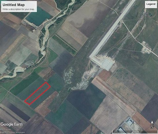Teren situat langa viitorul aeroport-Brasov - imaginea 1
