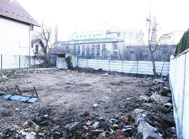 Teren pentru casa-birouri-Brasov - imaginea 1