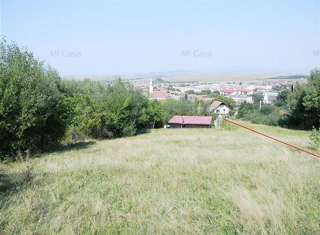 teren Sacele-centru - imaginea 1