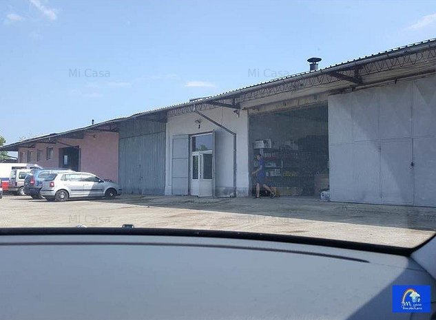 Spatiu industrial, 700 mp Bartolomeu - imaginea 1