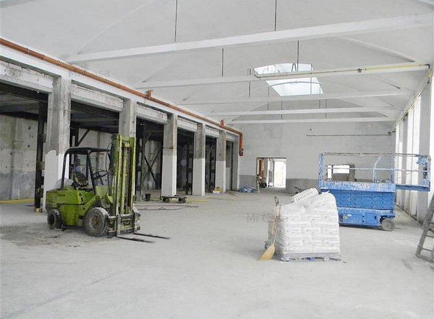 Hala industriala renovate-Uzina 2 - imaginea 1