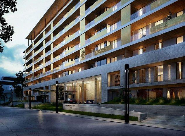 Rahmaninov Residence, apartament de 3 camere vedere integrala parc - imaginea 1