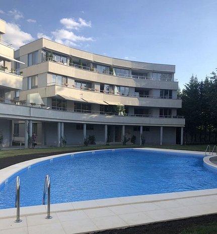 Pipera, apartament de 3 camere, in complexul Amfiteatru - imaginea 1