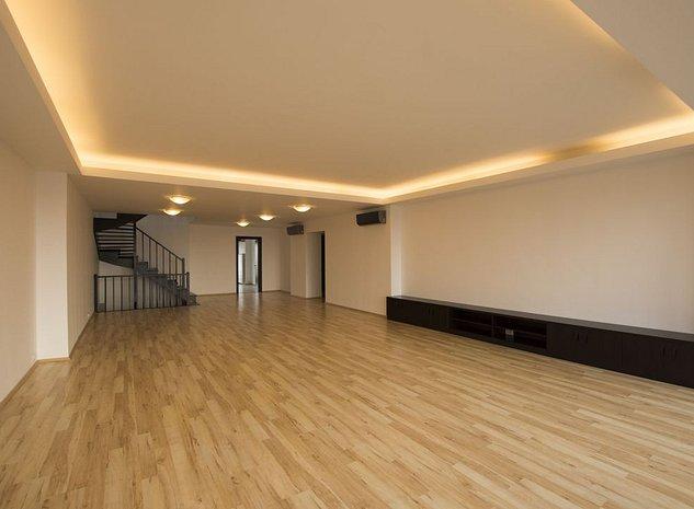 Penthouse de lux,imobil exclusivist in zona Herastrau - imaginea 1