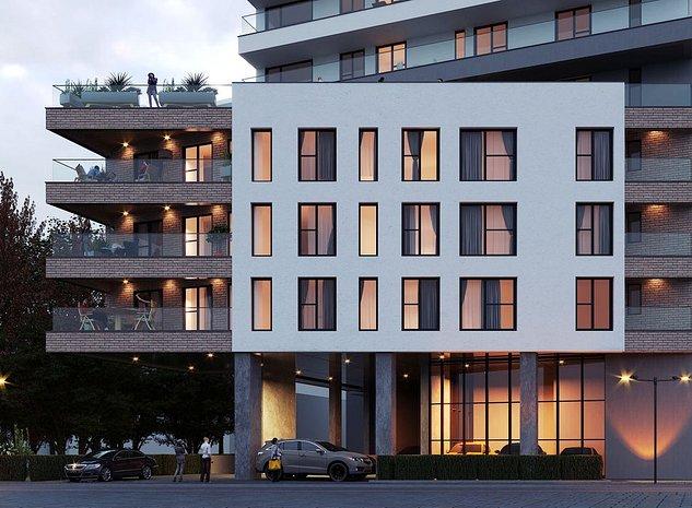 Urban Address, studio in imobil livrare 2021 - imaginea 1