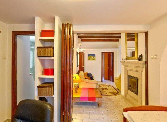 Dorobanti, apartament de 3 camere in vila. - imaginea 1