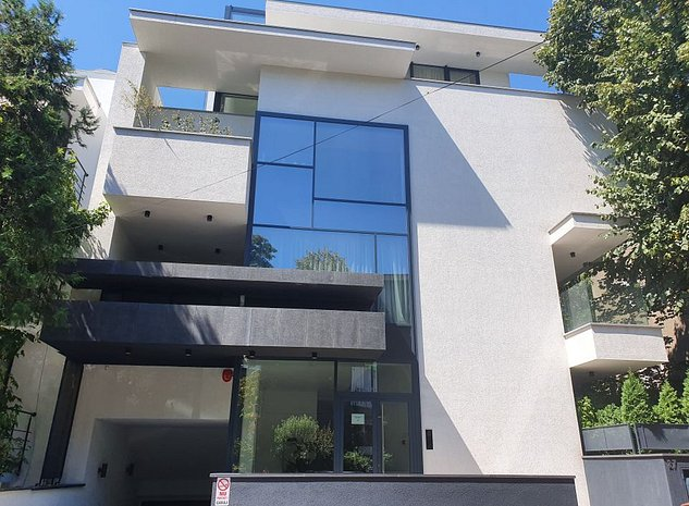 Floreasca, apartament de 3 camere situat in imobil boutique - imaginea 1
