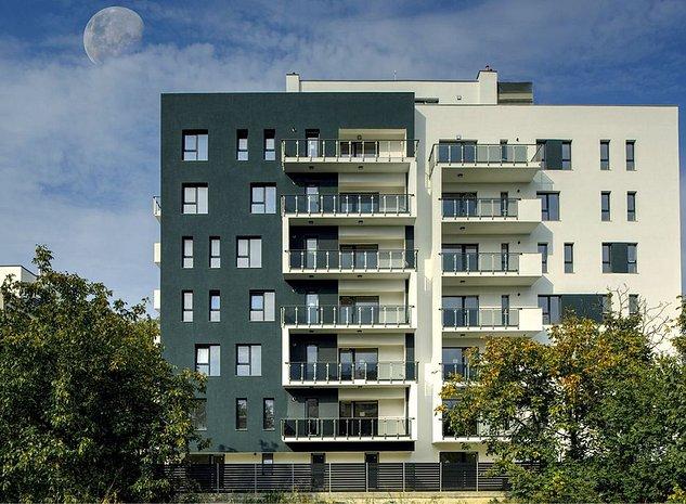 Pipera- Apartamente cu 2-4 Camere de Vanzare in Bloc Nou - imaginea 1