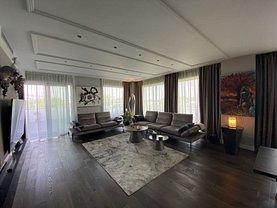 Penthouse de închiriat 3 camere, în Bucureşti, zona Floreasca