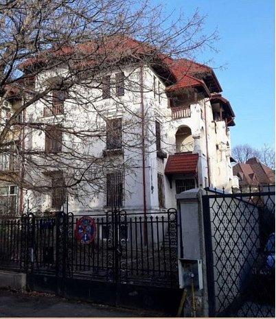 Vila istorica pentru investitie Pache Protopopescu Traian - imaginea 1