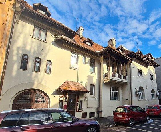 Dorobanti-Romana, apartament in vila - imaginea 1