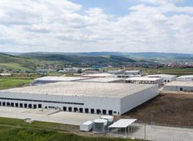Spatiu logistic Cluj- autostrada A3 - imaginea 1