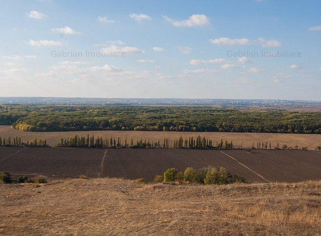 Vand 180 ha  teren arabil, Arad, Sintea Mare si Tipari , sol cal 2 si 3 - imaginea 1