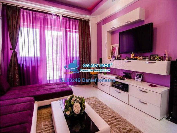 Inchiriere apartament 3 camere decomandat Militari Residence - imaginea 1