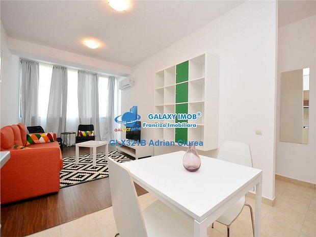 Inchiriez apartament 2 camere bloc nou Armonia 2 locuri parcare - imaginea 1