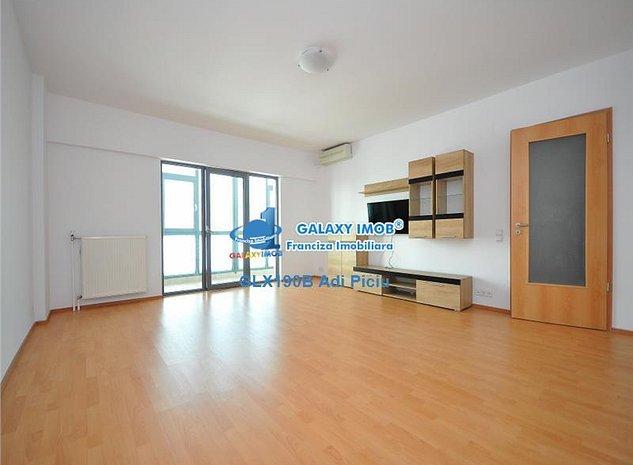 Inchiriere apartament 3 camere Bloc Ghica Plaza - imaginea 1