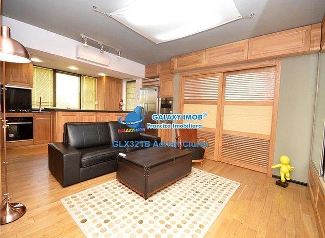 Apartament lux 3 camere bloc nou Stefan cel Mare - imaginea 1