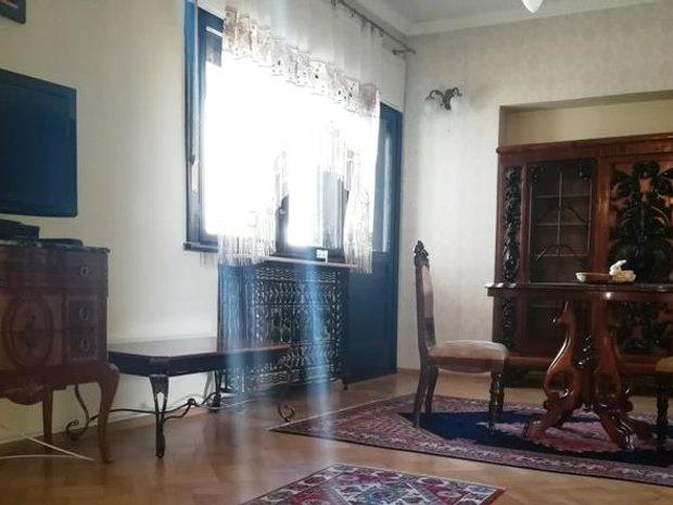 Cismigiu-Stirbei Voda  apartament 4 camere - imaginea 1