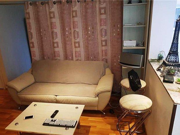 Apartament 4 camere transformat in 3 camere, Metrou Brancoveanu - imaginea 1